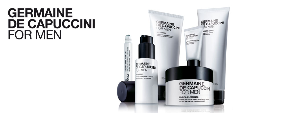 Germaine de Capuccini | FOR MEN